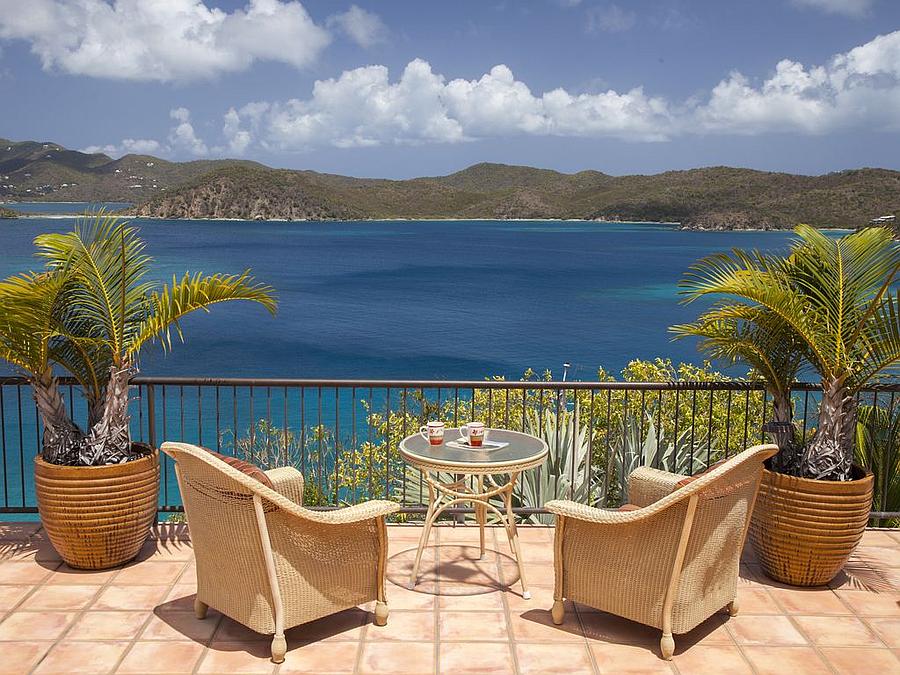 Casa Cielo view