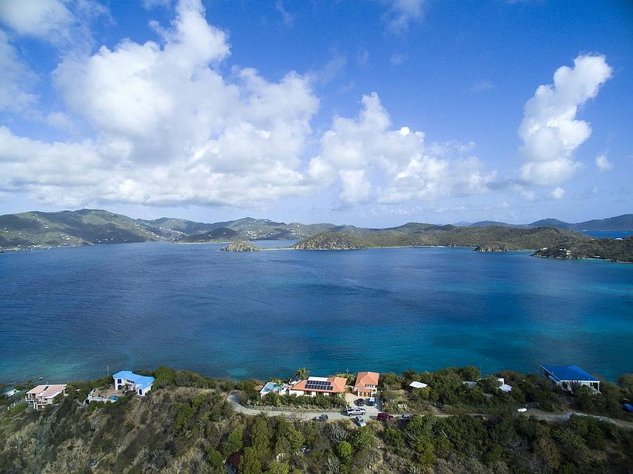 View of Casa Cielo