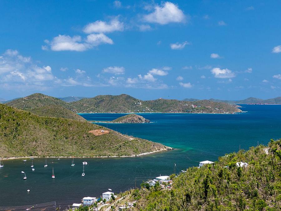Coral Bay Vista View