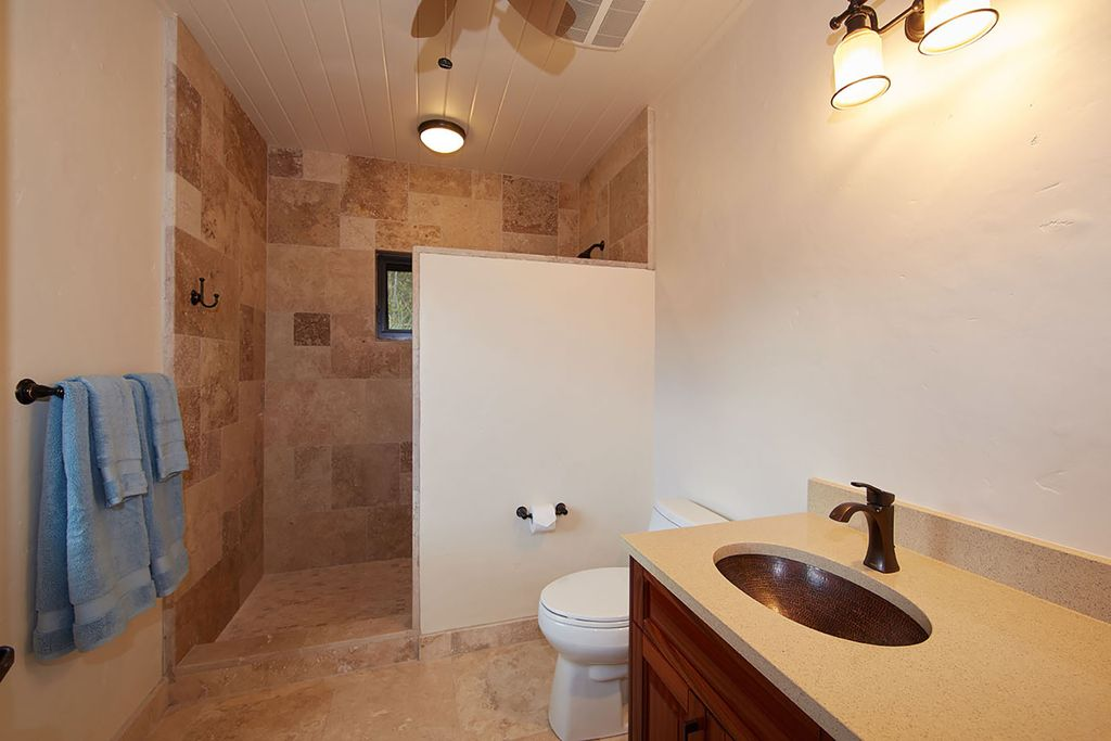 one of 3.5 bathrooms