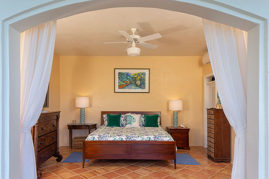 Deck View of Bedroom