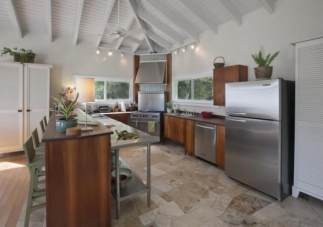 Kitchen at Sail View